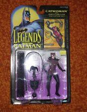 1994 Kenner Legends of Batman Catwomen Figure w/Quick Climb Claw and Net