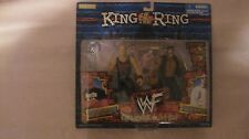 Wwf King Of The Ring Grudge Match Steve Austin & The Rock Figures 1999 New t678