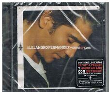 Alejandro Fernández – Viento A Favor  CD Album 2007