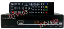 Digital TV Tuner USB DVR For Air Broadcast TV Channels W/IR Remote