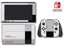 rétro original Nintendo divertissement système Jeu decal revêtement Pour Switch