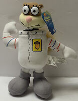 "Sandy Cheeks 2003 Nanco 9"" Rare Plush Spongebob Squarepants"