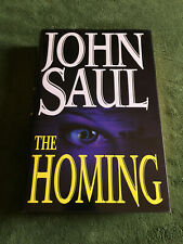 THE HOMING by John Saul. Hardcover FIRST edition Bantam 1994 Very Good