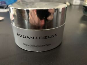 rodan and fields microdermabrasion paste 4.2, Opened