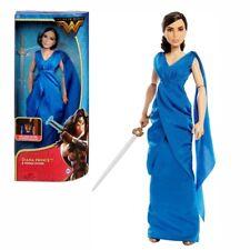DC Diana Prince Puppe | Mattel FDF36 | mit Schwert & verborgener Hülle