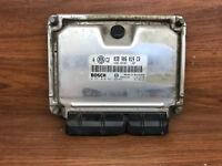 A23 Motor ECU Engine Steuergerät Module 038906019CR ; 0281010663 OEM