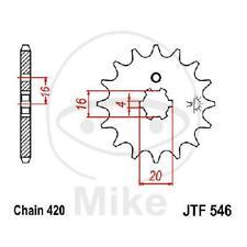 JT Motorrad Ritzel 12 Zähne, Teilung 420 JTF546.12
