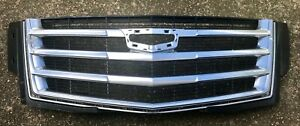 2015 2016 2017 2018 Cadillac Escalade Front Upper Grille OEM P/N 16-074C GM