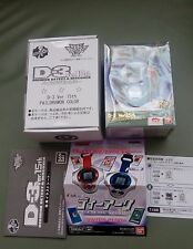 PREMIUM BANDAI Digimon Adventure 02 Digivice D-3 ver.15th Paildramon color