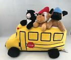 School Bus House with Finger Puppets 10