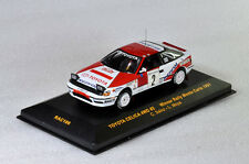 IXO Toyota Celica 4WD #2 Sainz - Moya Winner Rally Monte Carlo 1991 RAC106 1/43