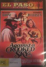 Western Against A Crooked Sky Richard Boone Region 4 DVD VGC