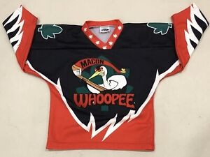 Macon Whoopee Jersey - Excellent Condition Youth Small