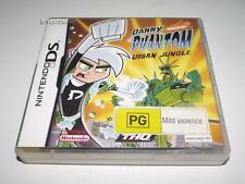 Danny Phantom Urban Jungle Nintendo DS 2DS 3DS Game *Complete*