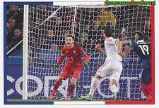 037 HUGO LLORIS TOTTENHAM FRANCE STICKER EURO 2016 FIERS D'ETRE BLEUS PANINI