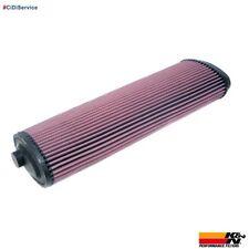 K&N Filtro Aria Sportivo 100% Cotone Lavabile BMW 120d 320d 520d