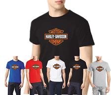 tshirt MAGLIETTA uomo per moto Harley Davidson Maglietta fans