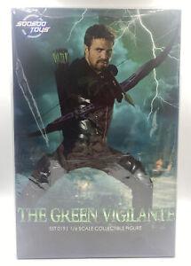 Soosootoys Soosoo 1/6 SST019 - Green Vigilante NIB - Arrow DC US Seller INSTOCK