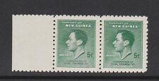NUOVA Guinea 1937 INCORONAZIONE con rientro SG 210A MNH.