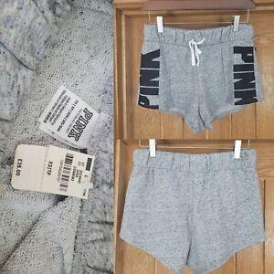 Victoria Secret Pink Shorts Lounge Wear BNWT NEW size XS 6 8