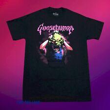 New Goosebumps Mask Mens Vintage Throwback T-Shirt