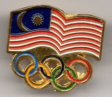 RIO 2016. OLYMPIC GAMES. NOC PIN. UNDATED. MALAYSIA