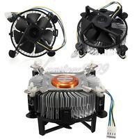 Heatsink and CPU Cooling Cooler Fan for Intel Socket Core2 LGA 775 Computer PC