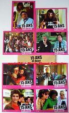 15 ANS ET DEMI - D.Auteuil - Set of 8 FRENCH LC