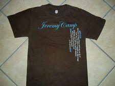 JEREMY CAMP CONCERT SHIRT Christian Worship Music S