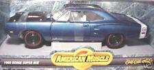 1969 Dodge Super Bee BLUE 1:18 Ertl American Muscle 7271