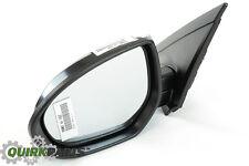 2012-2013 Mazda3 Driver Side Rear View Mirror w/o Turn Lamp OEM NEW BBM2-69-18ZL