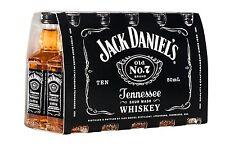 Jack Daniel's 10x0,05l Miniaturen