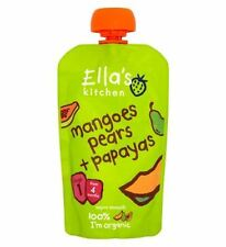 Ella'S Kitchen Mangoes, Pears + Papayas From 4 Months 120G