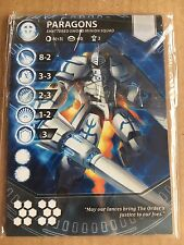 Shattered Sword Paragons NIB Relic Knights Minion Squad