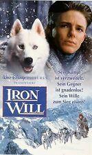 Iron Will [VHS]   DVD   Zustand akzeptabel