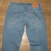 "Aber Hallo: LEVI`S 511 Herren- JEANS / LEVIS Blue- Jeans in blau in W34"" /L32"""