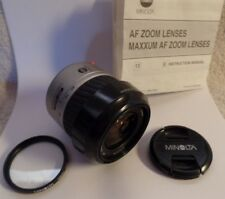 Minolta AF Zoom 35-80mm 1:4 (22) 5.6 Sony Alpha Mount Camera Lens