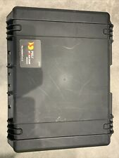 Peli Storm Case iM2620 Case With Some Foam Parts Included , Black Case