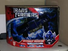 2007 TRANSFORMERS MOVIE OFFROAD IRONHIDE ALLSPARK POWER VOYAGER CLASS NEW IN BOX