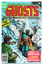 DC GHOSTS COMICS #59,  #85, #88, & #102 ALL NEAR MINT GREAT COLOR  FREE SHIPPING