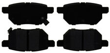 Disc Brake Pad Set-Ceramic Disc Brake Pad Rear ACDelco Pro Brakes 17D1354C