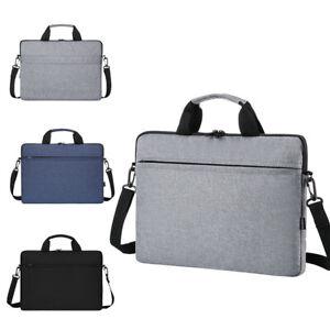 """Universal Laptop Shoulder Bag Cover Sleeve Case Carry Bag for 13"""" 14"""" 15"""""""