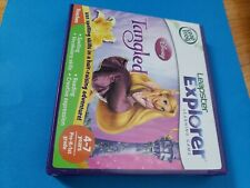 Leapfrog Leapster Explorer DISNEY TANGLED Leap Pad 2 3 GS Ultra