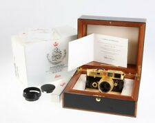 """VERY RARE LEICA M6 """" SULTAN OF BRUNEI """" WITH GREAT SERIAL NUMBER ** HB-250 ** !!"""