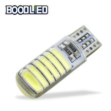 lots Silica gel Samsung T10 194 W5W 7020 12SMD led width interior light bulbs