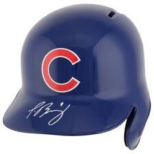 JAVIER BAEZ Autographed Chicago Cubs Autographed Batting Helmet FANATICS