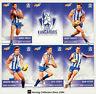 2012 Select AFL Champions Trading Cards Base Team Set North Melbourne (12)