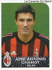 JOSE CHAMOT ARGENTINA AC.MILAN RARE UPDATE STICKER CALCIATORI 2003 PANINI