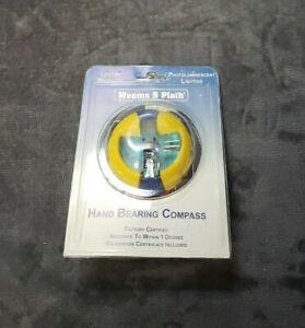 Weems & Plath Hand Bearing Compass, #2004