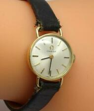 Stunning, Vintage Ladies 1968 SOLID 9ct GOLD Manual Wind OMEGA Watch, 17mm